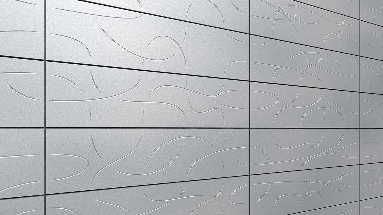 ArtMe façade design Lines