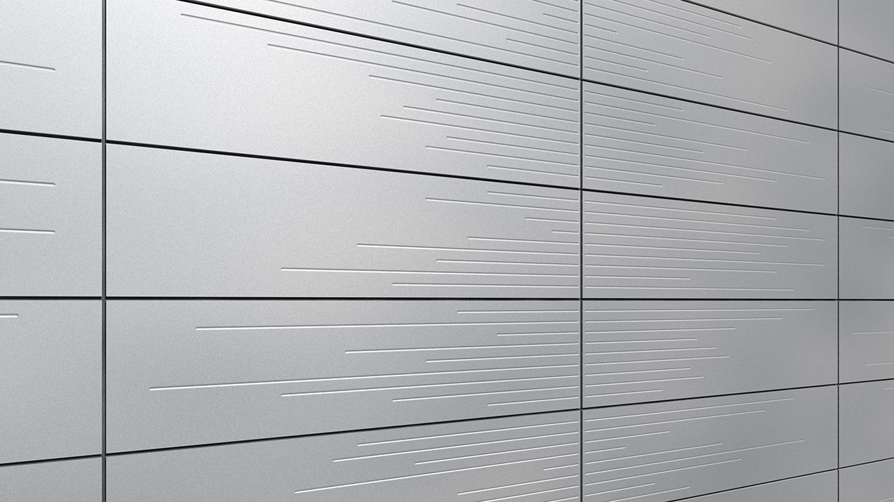ArtMe façade design Stripes