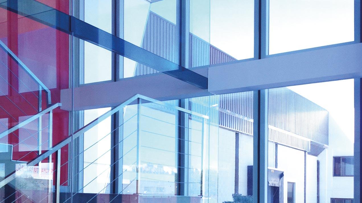 Facade Curtain Wall : Q air trimo