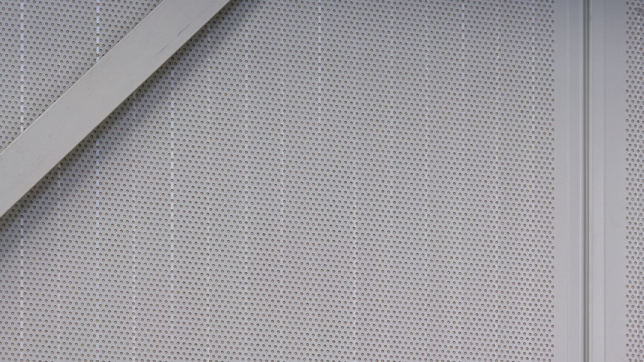 Trimoterm acoustic panel