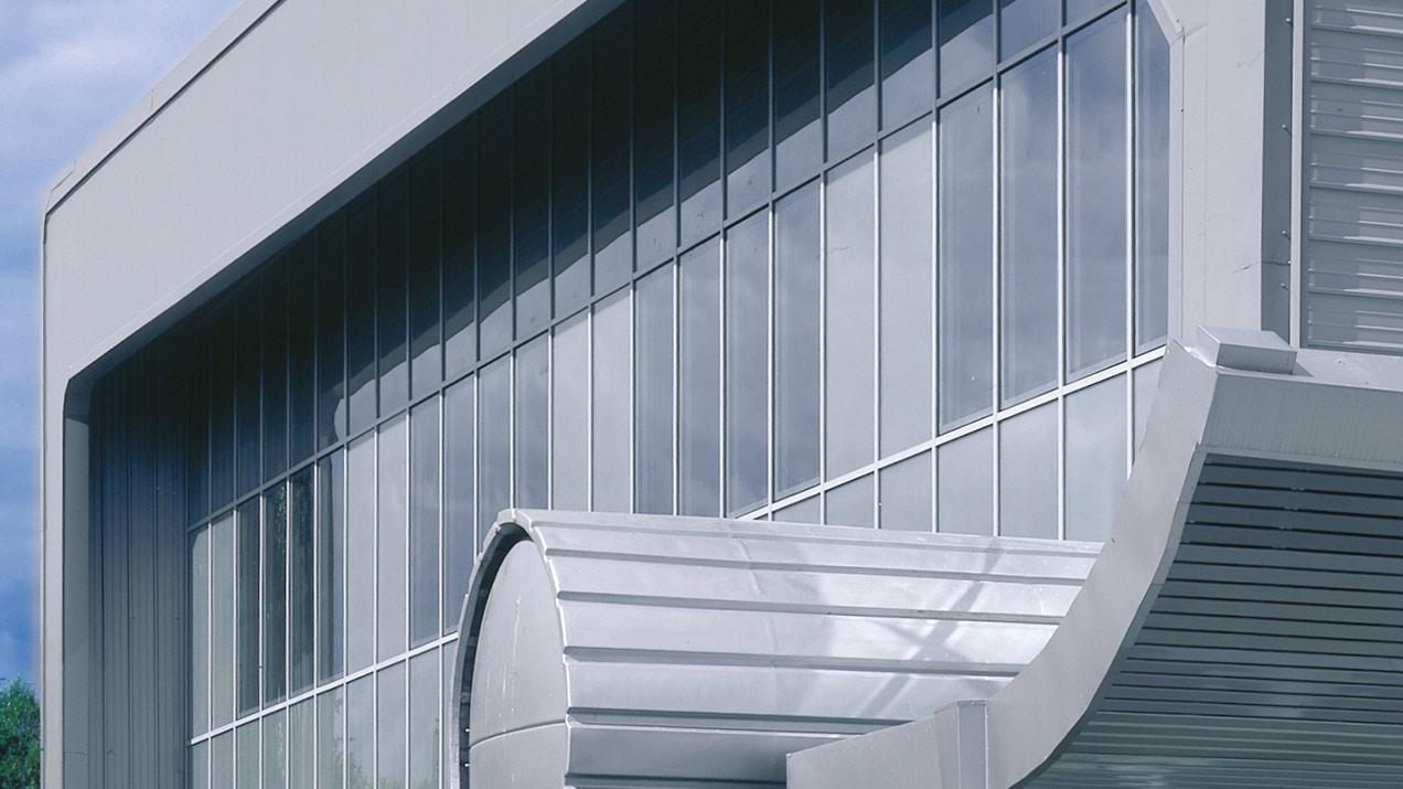 Trimoval: Neizolirani fasadni sistem