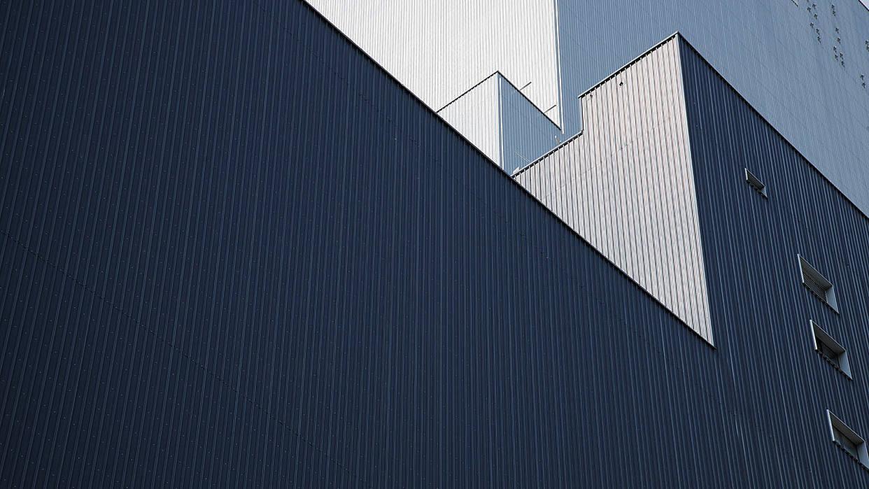 Neizoliran fasadni sistem