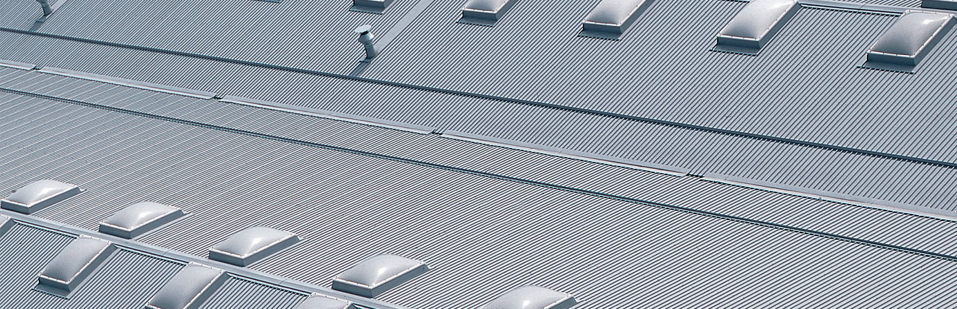 Trimo insulated roof panels