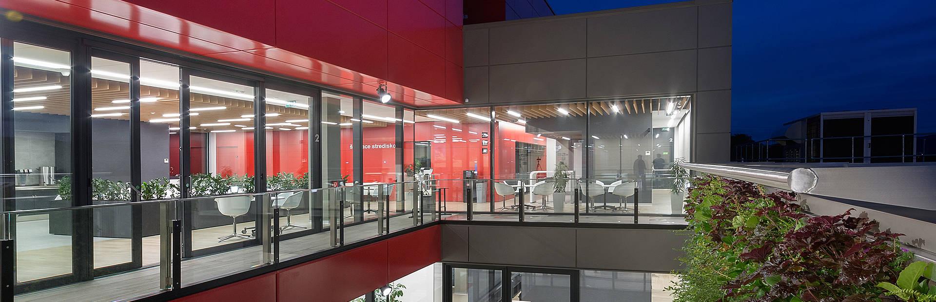 Trimo Energy efficient façade solutions