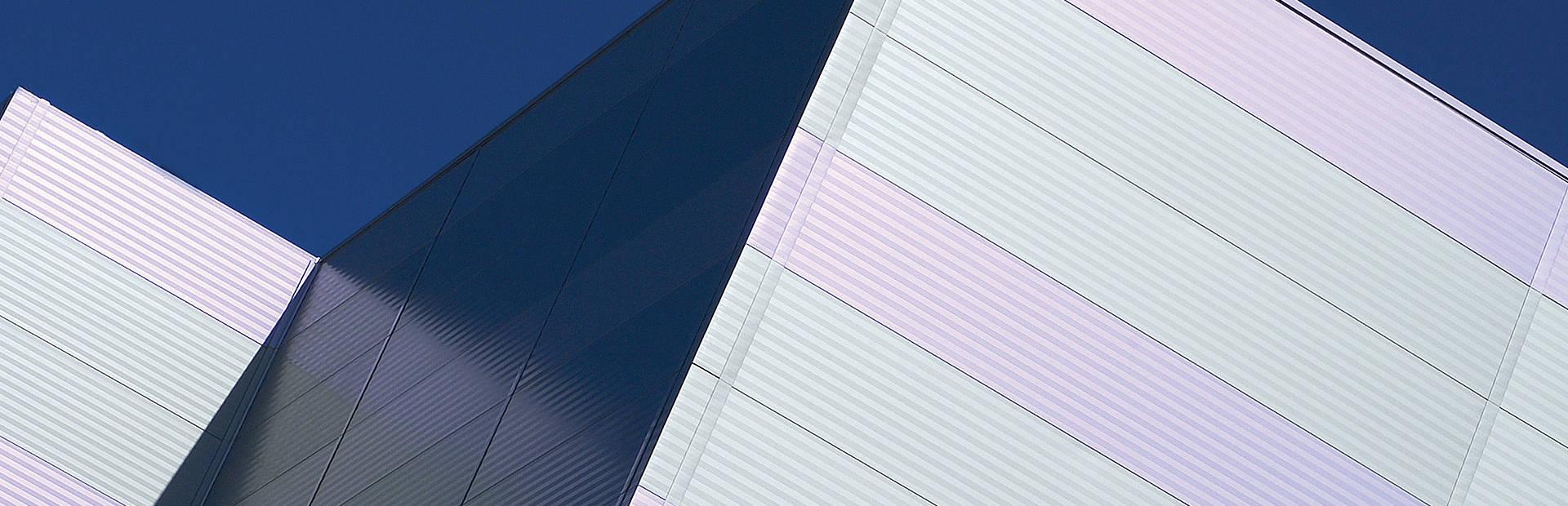 Trimoterm façade panel profiles