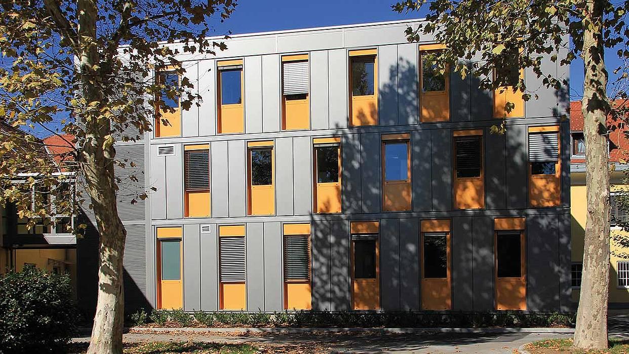 Modular Classroom Units ~ Modular space solutions trimo