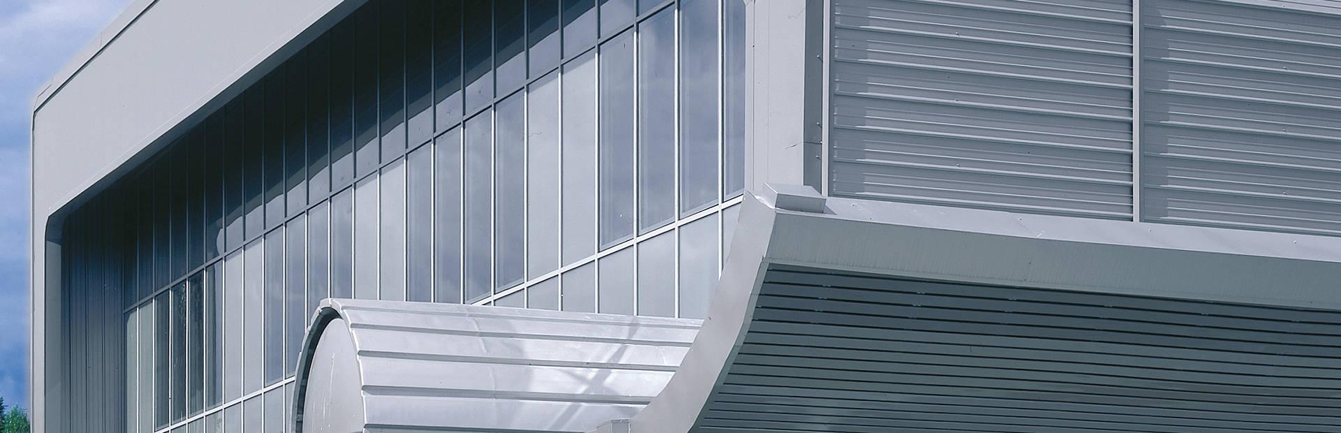 Neizoliran fasadni sistem Trimoval